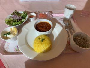 産院昼ご飯