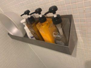 産後初のシャワー3