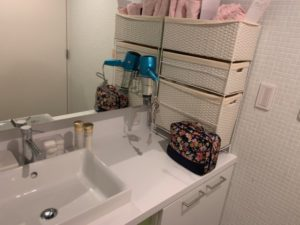 産後初のシャワー2