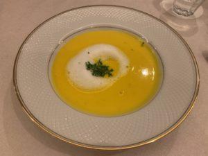 お祝い膳 スープ